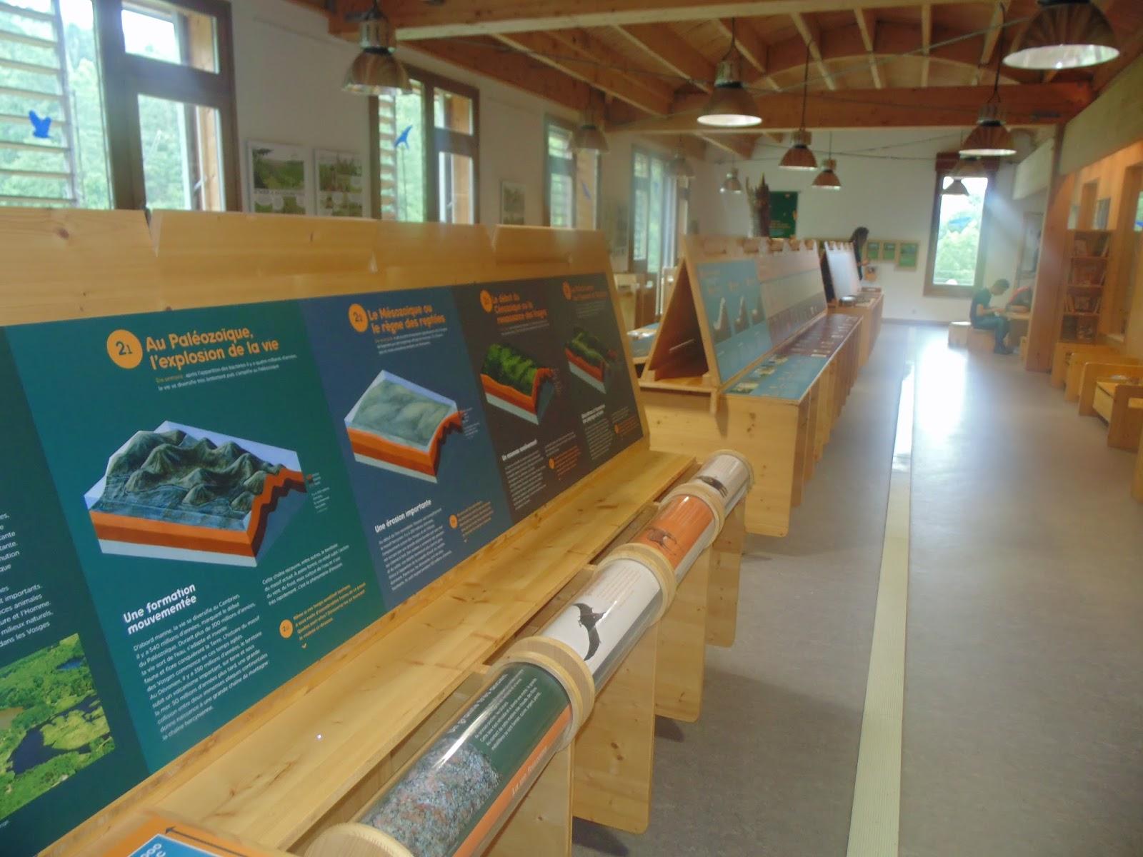 Exposition permanente de l'Espace Nature Culture